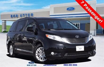 2015 Toyota Sienna XLE Premium Minivan/Van