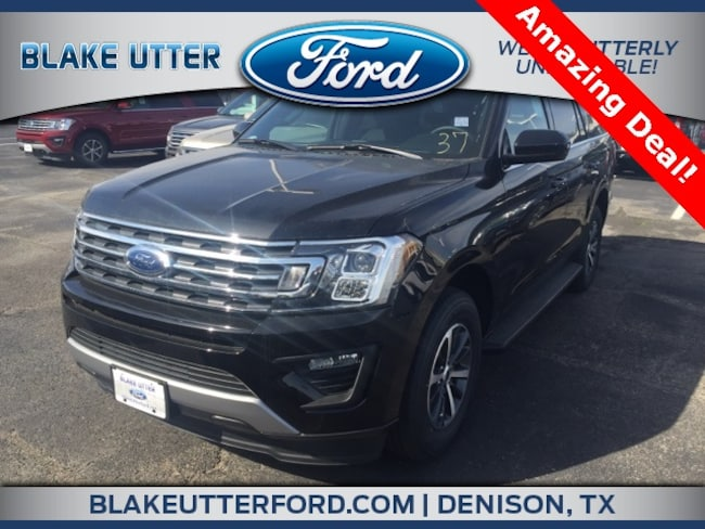 New 2018 Ford Expedition XLT SUV For Sale/Lease Denison, TX
