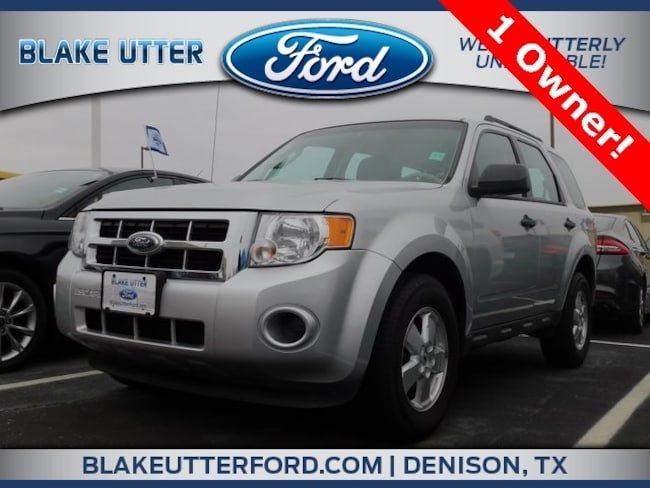 Used 2010 Ford Escape XLS SUV For Sale Denison, TX
