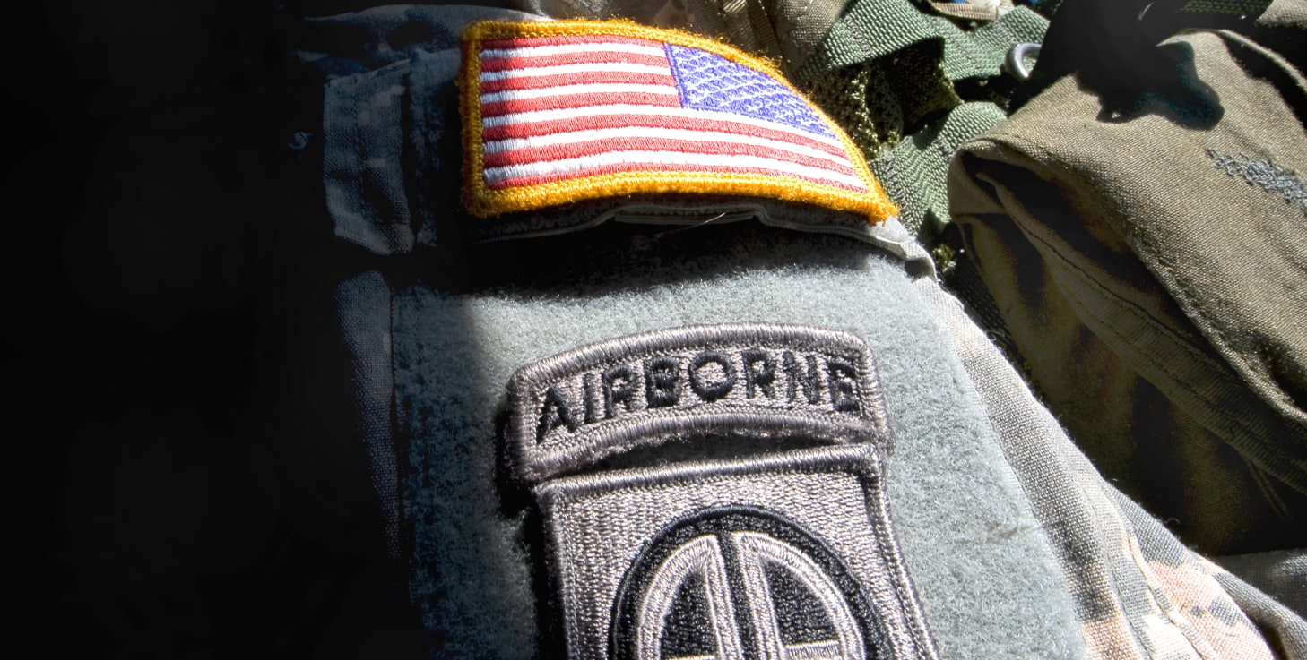 Fort Bragg Airborne Military