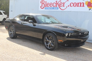 2018 Dodge Challenger SXT PLUS Coupe for sale near Raleigh, NC at Bleecker Chrysler Dodge Jeep RAM