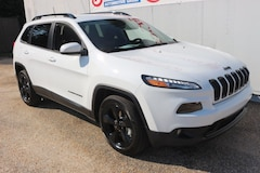 2018 Jeep Cherokee Latitude Latitude FWD 1C4PJLCX2JD524203 for sale near Raleigh, NC at Bleecker Chrysler Dodge Jeep Ram