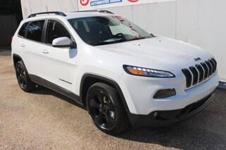 2018 Jeep Cherokee Latitude Latitude FWD for sale near Raleigh, NC at Bleecker Chrysler Dodge Jeep RAM