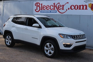 New 2018 Jeep Compass LATITUDE FWD Sport Utility in Dunn NC
