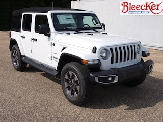 New 2018 Jeep Wrangler UNLIMITED SAHARA 4X4 Sport Utility in Dunn NC