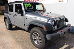 2014 Jeep Wrangler Unlimited Rubicon 4x4 SUV for sale in Dunn, NC at Bleecker Chrysler Dodge Jeep RAM