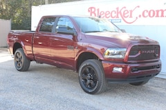 2018 Ram 2500 LARAMIE CREW CAB 4X4 6'4 BOX Crew Cab 3C6UR5FL3JG142448 for sale near Raleigh, NC at Bleecker Chrysler Dodge Jeep RAM