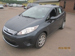 2011 Ford Fiesta Compact