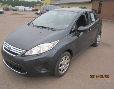 2011 Ford Fiesta SE Compact