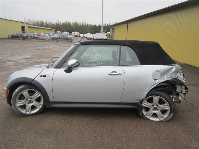 2005 MINI COOPER S Base Convertible