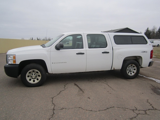 2009 Chevrolet Silverado 1500 LT Truck Crew Cab