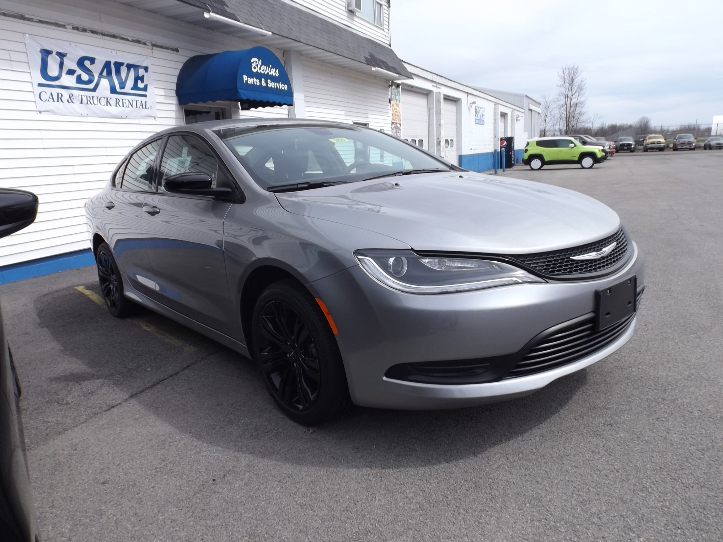 2017 Chrysler 200 USave Rental Car Sedan