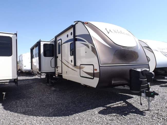 2018 Wildcat 343BIK Travel Trailer