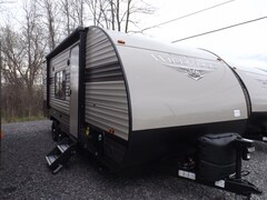 2019 Wildwood 19DBXL Travel Trailer