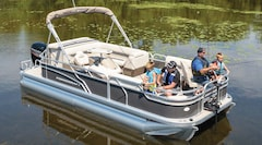 2019 Princecraft Sportfisher 21-2s Pontoon Boat