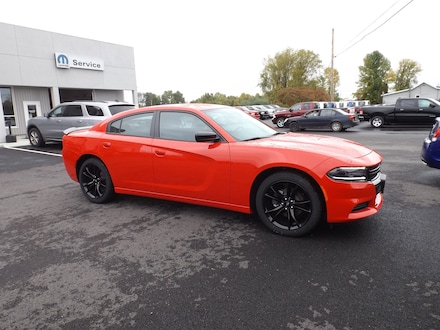 2018 Dodge Charger SXT Courtesy Transportation Vehicle Sedan