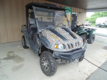 Used 2014 Massimo MSU-500-EFI For Sale at Blevins Bros Inc