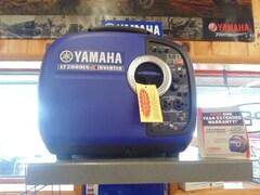2016 Yamaha EF2000ISV2 Generator