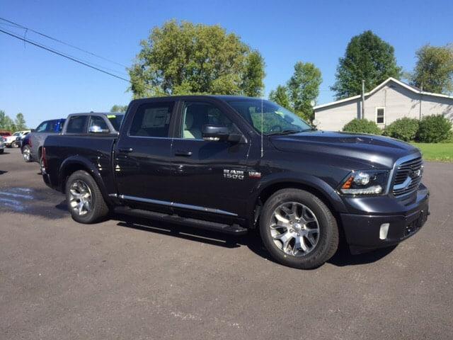 2018 Ram 1500 Longhorn Courtesy Transportation Truck Truck