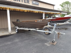 1993 Coleman Dory Boat