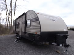 2019 Wildwood 261BHXL Travel Trailer