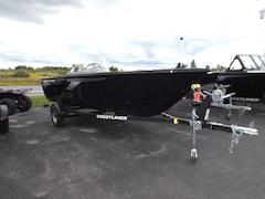 2019 Crestliner Fish Hawk 1650 Boat