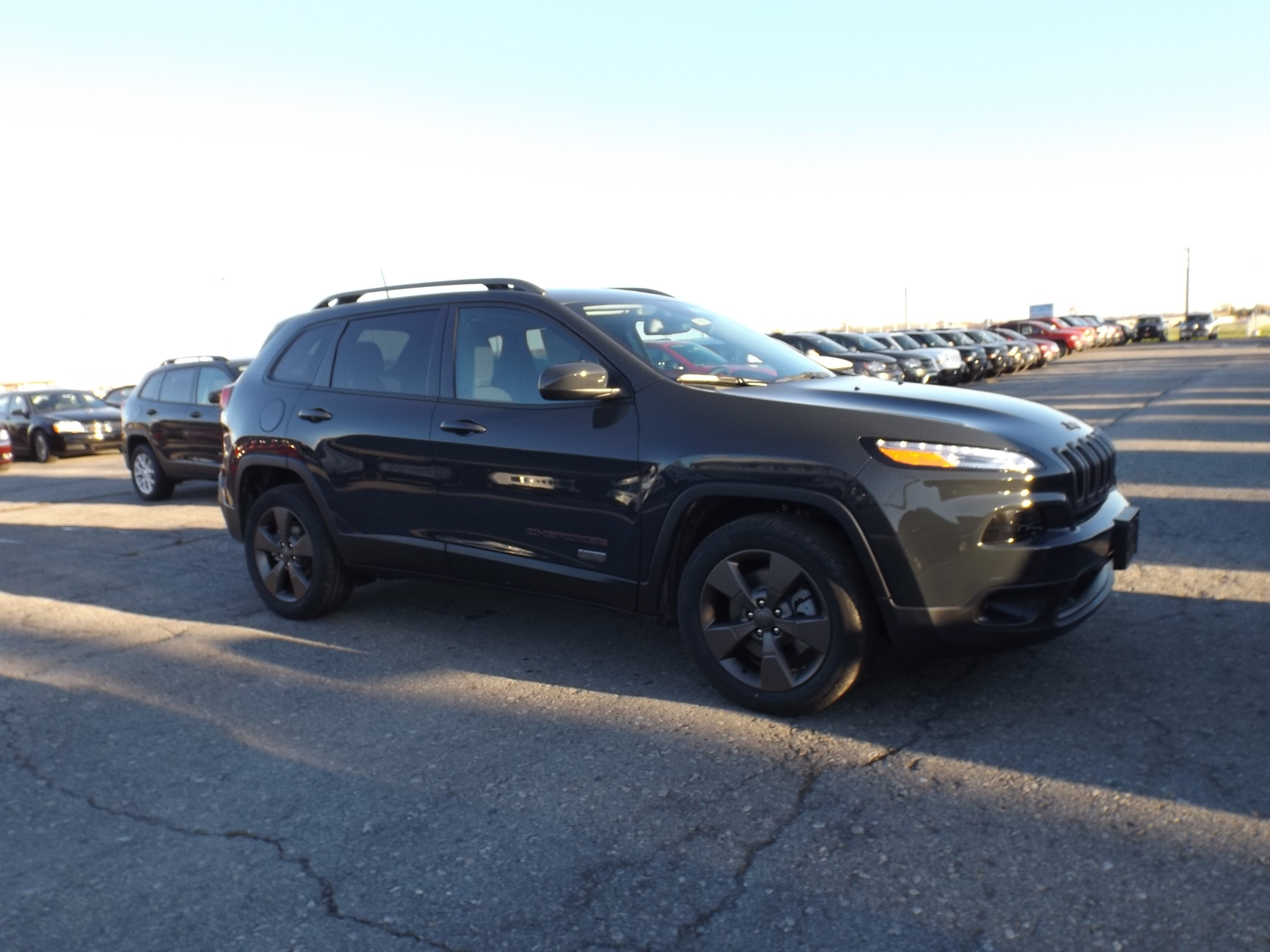 2017 Jeep Cherokee Latitude USave Rental Car SUV