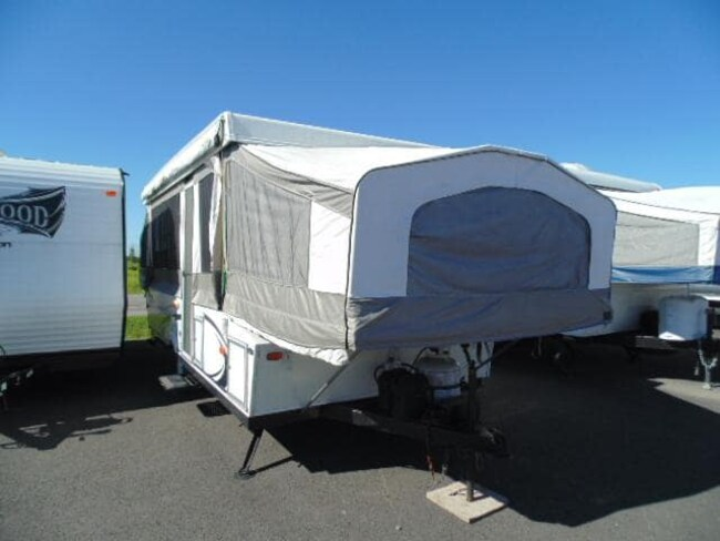 2007 Palomino Mustang 6149 Travel Trailer