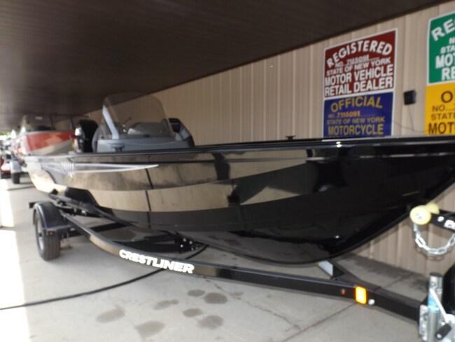 2018 Crestliner Kodiak 1800 SC Fishing Boat