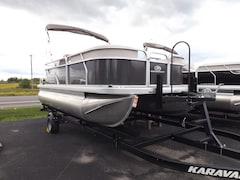 2018 Princecraft Jazz 170 Pontoon Boat