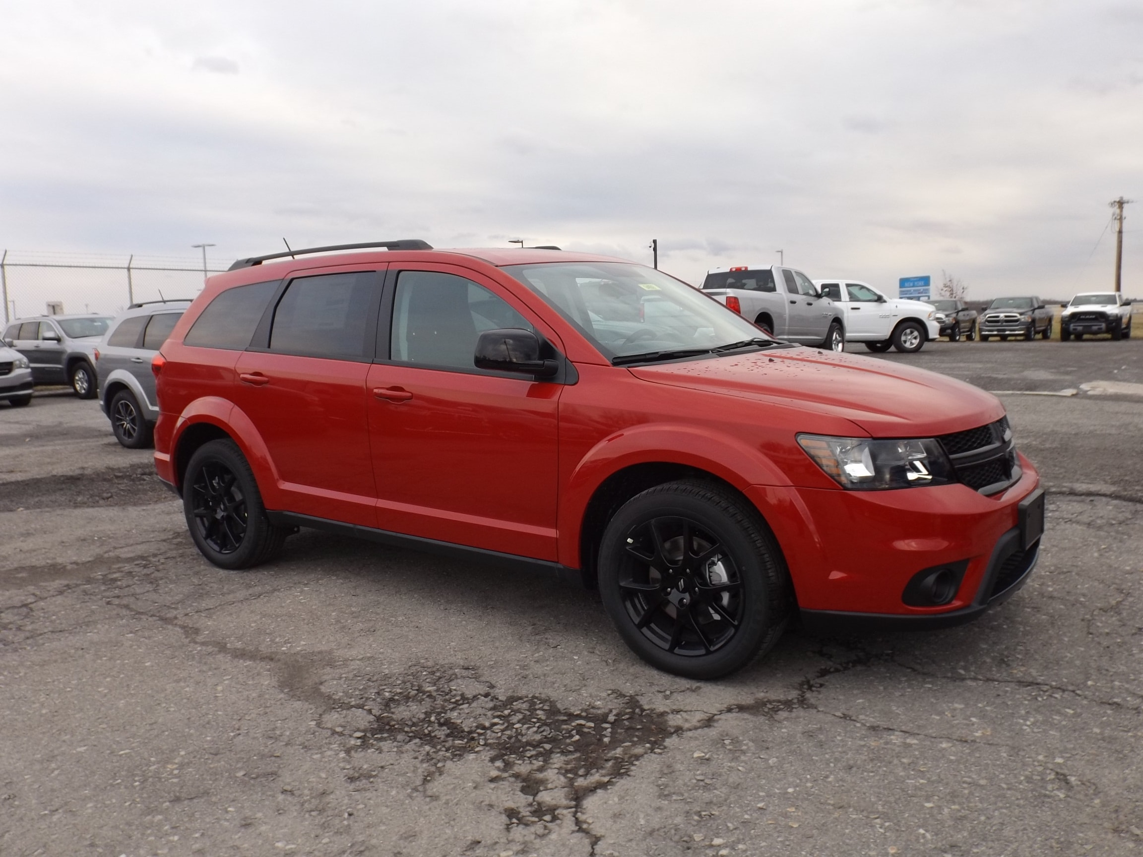 2018 Dodge Journey SXT Courtesy Transportation Car SUV