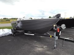 2019 Crestliner 1600 Vision T1927 Boat