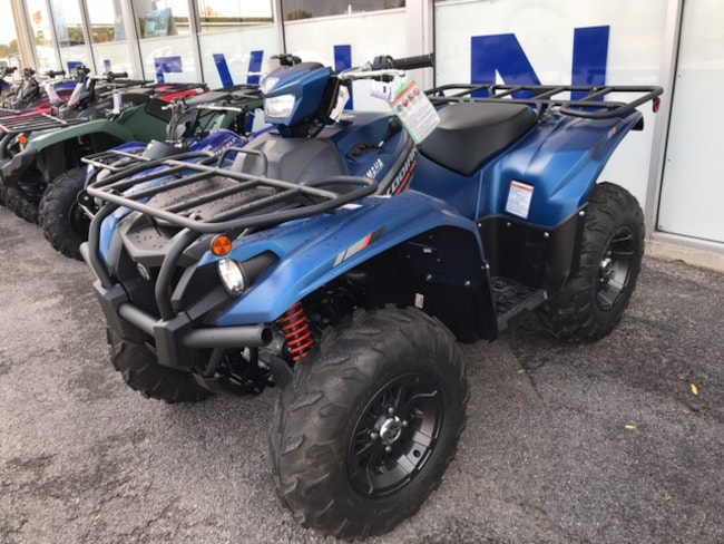 2019 Yamaha Kodiak ATV