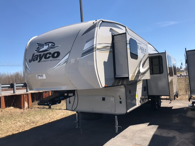 2018 Jayco Eagle 29.5BHDS 5TH WHEEL