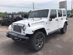 2018 Jeep Wrangler JK UNLIMITED GOLDEN EAGLE 4X4 Sport Utility