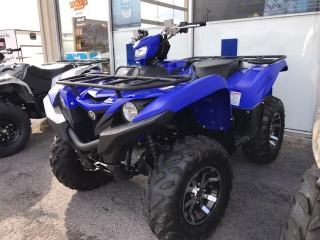 2018 Yamaha Grizzly ATV