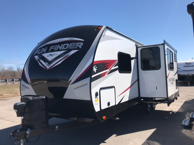 2019 Cruiser Fun Finder 23SR TRAVEL TRAILER