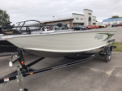 2019 Smoker Craft Angler XL/Patriot DLX 16TL Fishing Boat