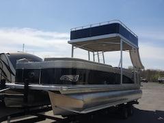 2016 Tahoe Cascade 25 Pontoon Boat