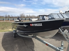 2017 Alumacraft 9955GX Fishing Boat
