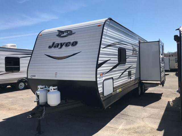 2018 Jayco Jay Flight 245RLS TRAVEL TRAILER