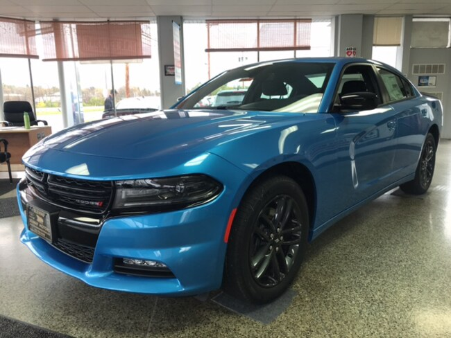 New 2019 Dodge Charger SXT AWD Sedan Massena