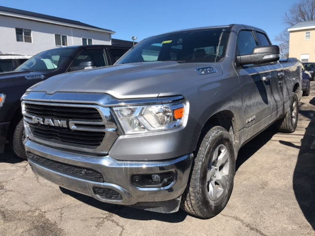 Used 2019 Ram 1500 Big Horn/Lone Star Truck Quad Cab Massena