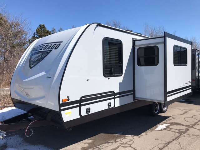 2019 Winnebago Minnie 2201MB Travel Trailer