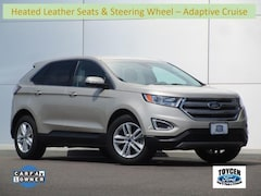 2018 Ford Edge SEL Safe & Smart 5DR 3.5/A6 AWD SEL Safe & Smart SUV For Sale in Chippewa Falls, WI