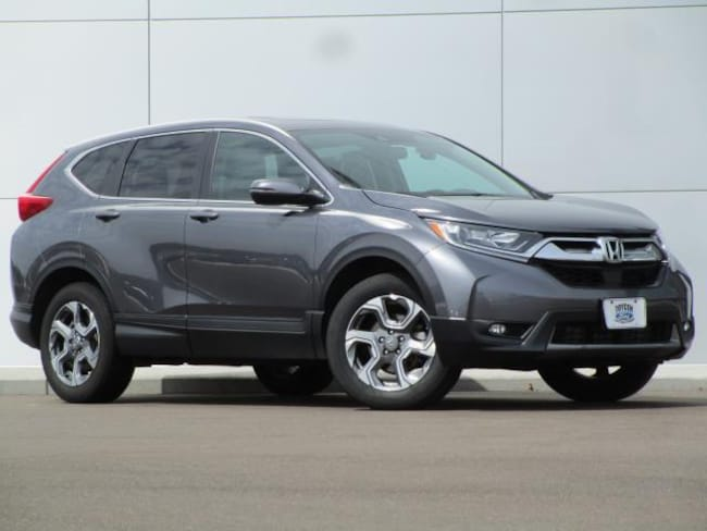 2017 Honda CR-V EX-L 5DR 1.5tbo/CVT AWD EX-L SUV For Sale in Bloomer, WI