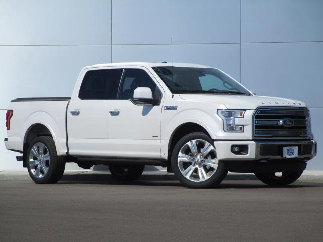 2016 Ford F-150 Limited Crew SB 3.5tbo/A Limited Truck
