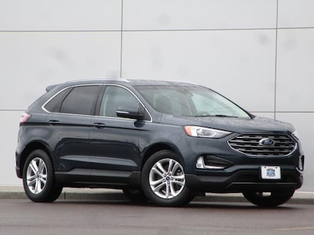 2019 Ford Edge SEL Cold Weather 5DR 2.0tbo/A8 AWD SEL Cold Weather SUV