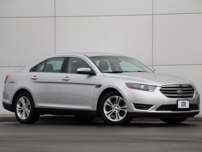 2015 Ford Taurus SEL 201A 4DR 3.5/A6 AWD SEL 201A Sedan For Sale in Bloomer, WI