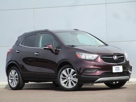 2018 Buick Encore Preferred 5DR 1.4tbo/A6 FWD Preferred SUV